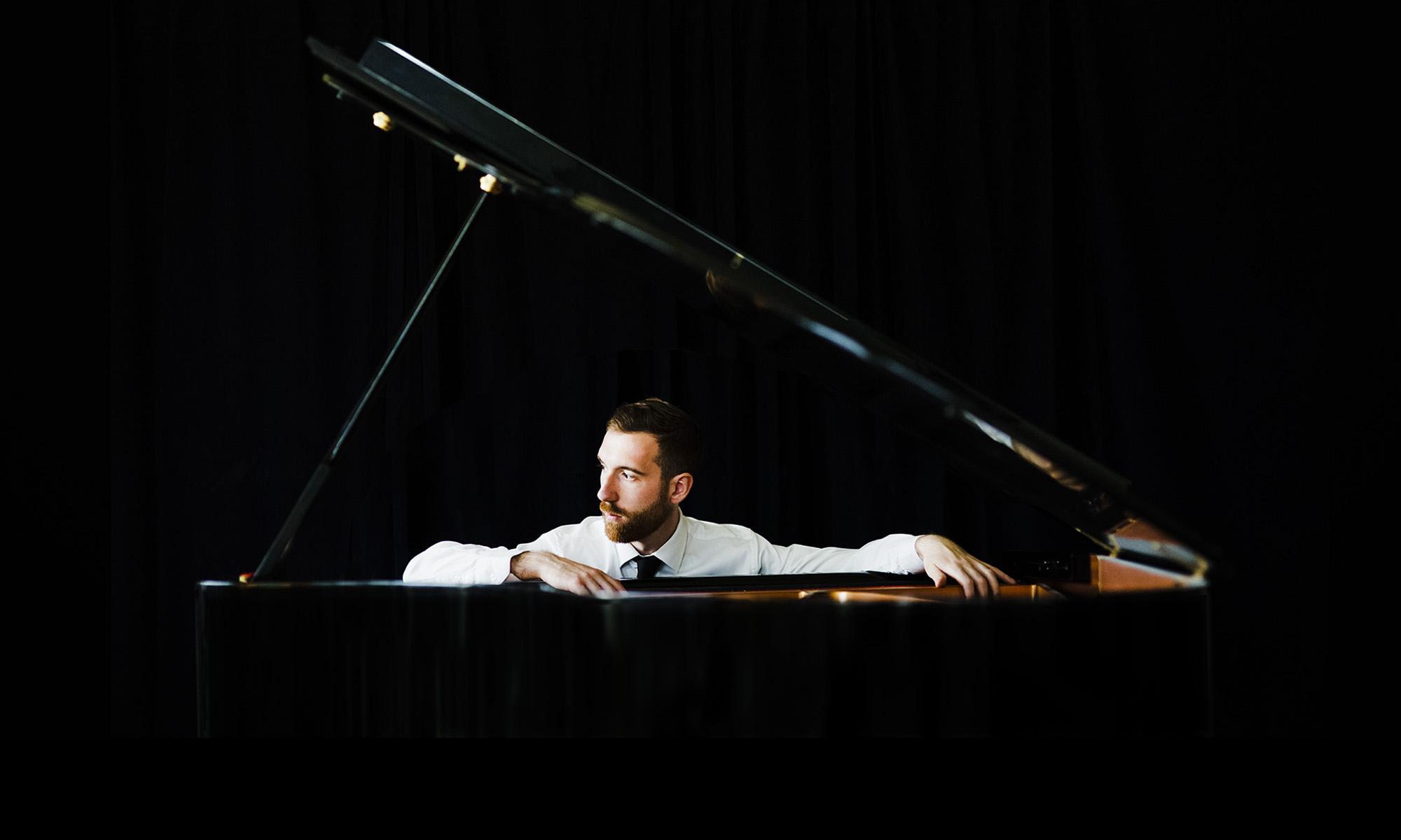 David Potvin | pianist